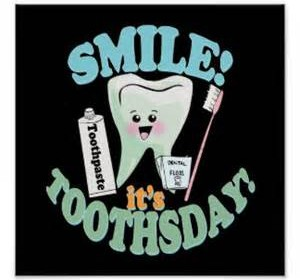 Toothsday!!!!