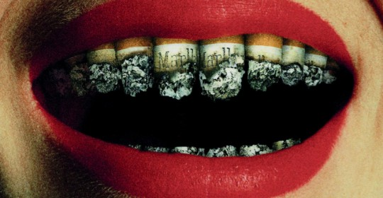 Smoking Damages the Teeth