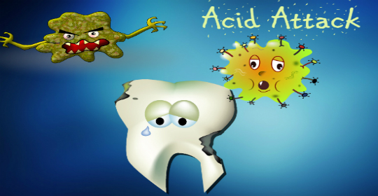 What is Acid Attack?
