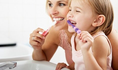 Techniques to encourage your child brush their teeth
